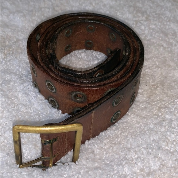 American Eagle Outfitters Other - American Eagle men's leather belt